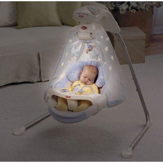 Fisher-Price Papasan Baby Cradle Swing