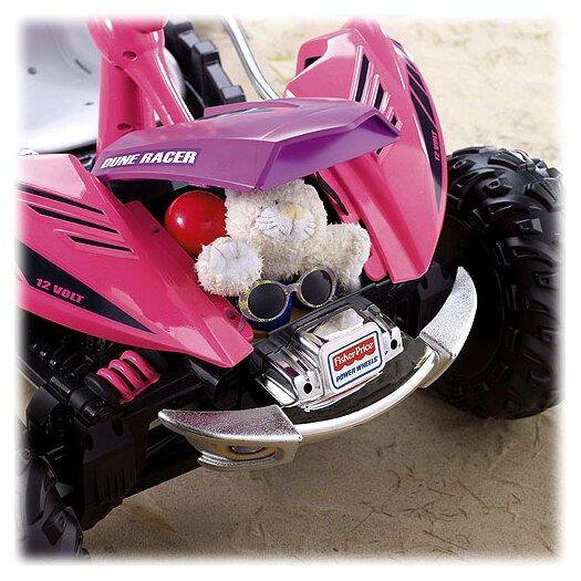 Fisher-Price Power Wheels® 12V Battery Powered Girl Dune Racer