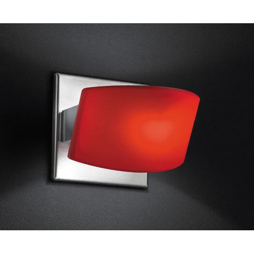 Leucos Link 1 Light Wall Light by Mauro Marzollo