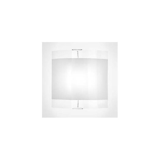 Leucos Selis Large Crystal Trim Wall/Ceiling Mount