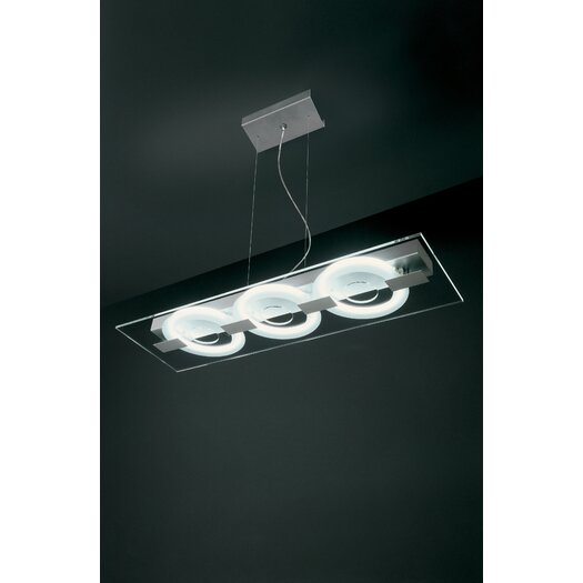 Leucos O-Sound 3 Light Pendant