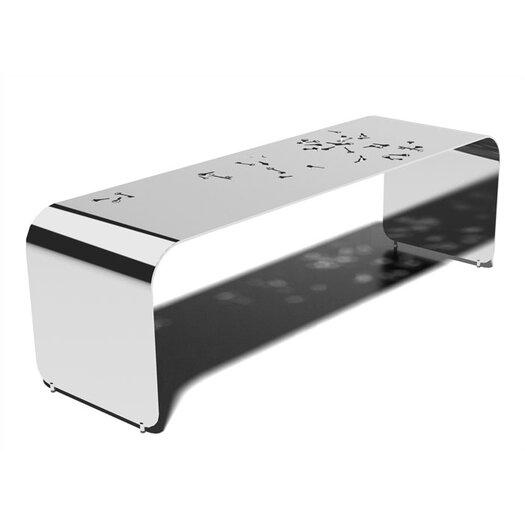 Orange22 Unlock Cure Aluminum Picnic Bench