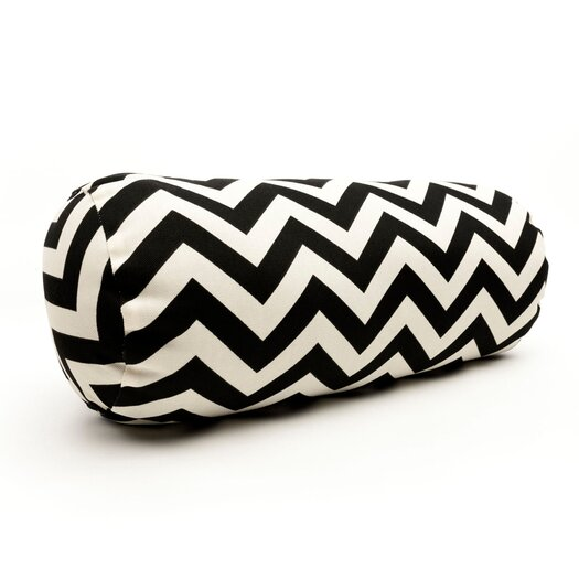 Majestic Home Products Zig Zag Bolster Pillow