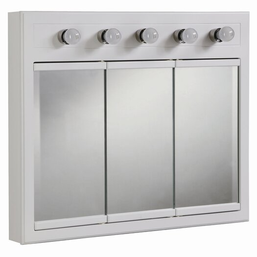 "Design House Concord 36"" x 30"" Surface Mount Medicine Cabinet"