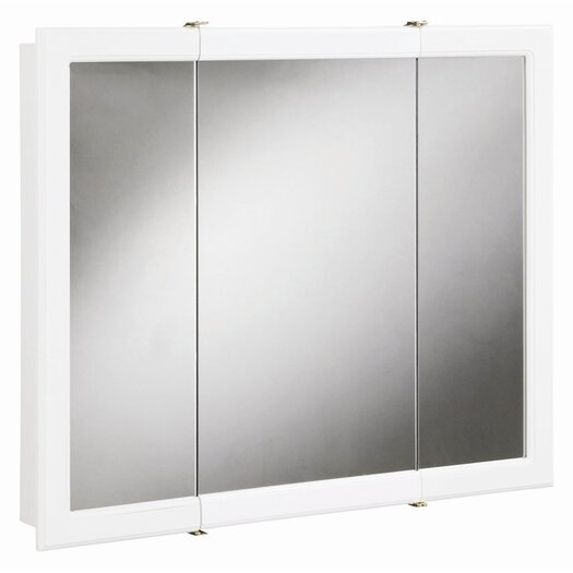 "Design House Concord 36"" x 30"" Surface Mount Medicine Cabinet"