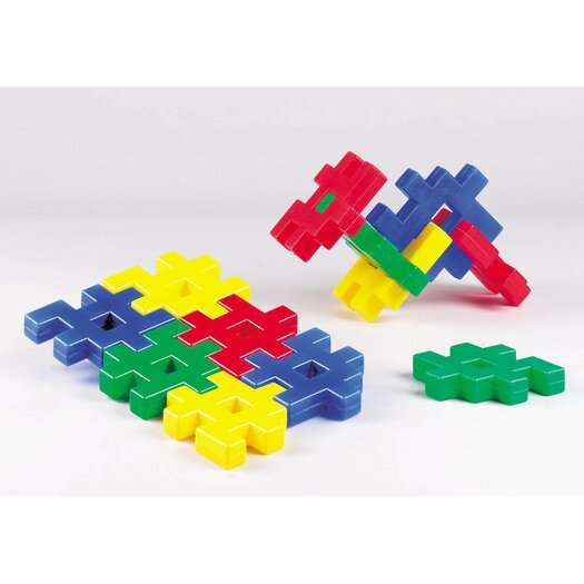 edushape Click Blocks Building Set