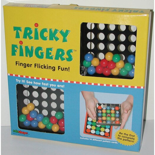 edushape Tricky Fingers Learning Game Set