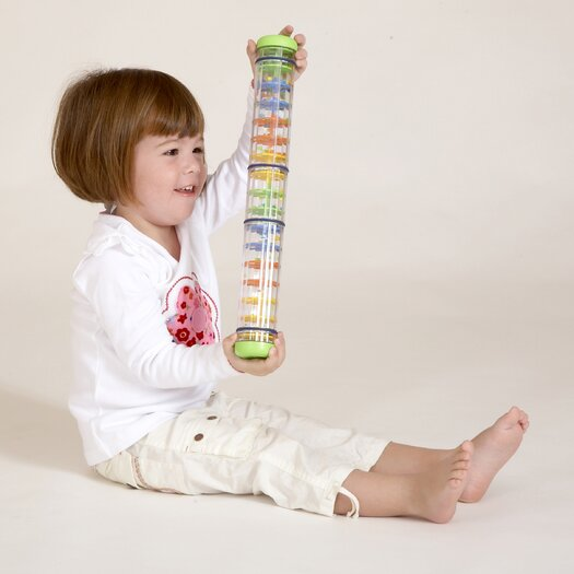 edushape Mini Rainbomaker Toy Musical Instrument