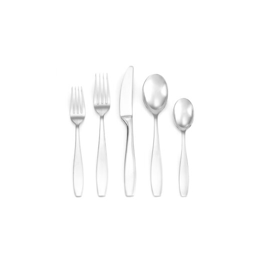 Ginkgo Skandia 20 Piece Flatware Set