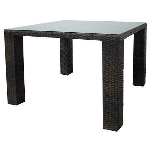 Source Outdoor St. Tropez Square Dining Table