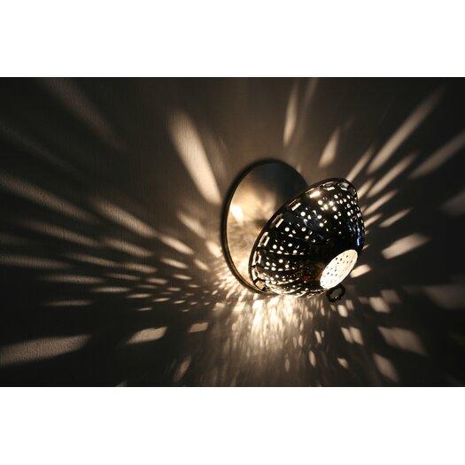 Lightexture Steamlight Wall Sconce