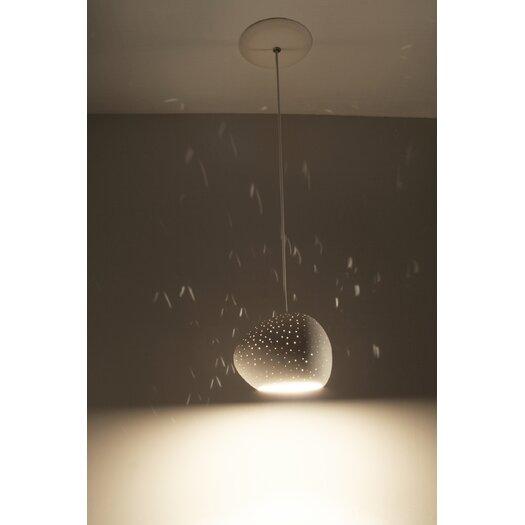 "Lightexture Claylight Asymmetrical Pendant 5.5"""