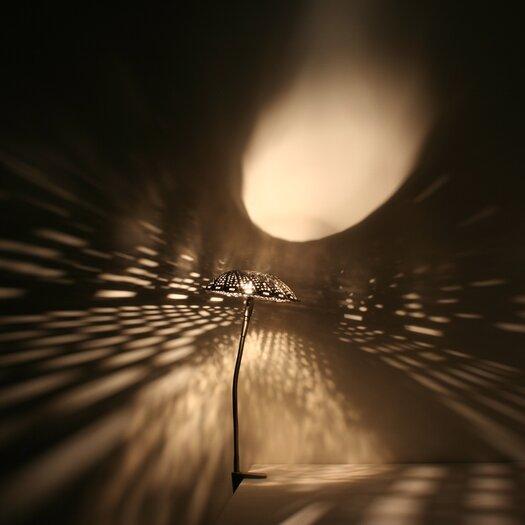 "Lightexture Steamlight Large 21"" H Table Lamp"
