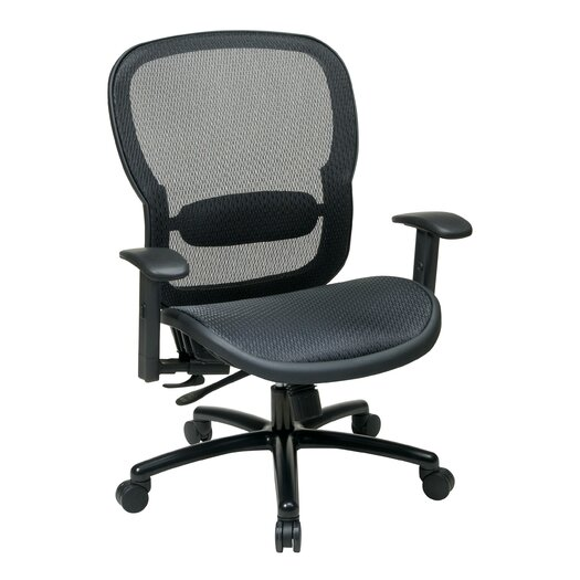 "Office Star Products Space 23.5"" Back Chair"