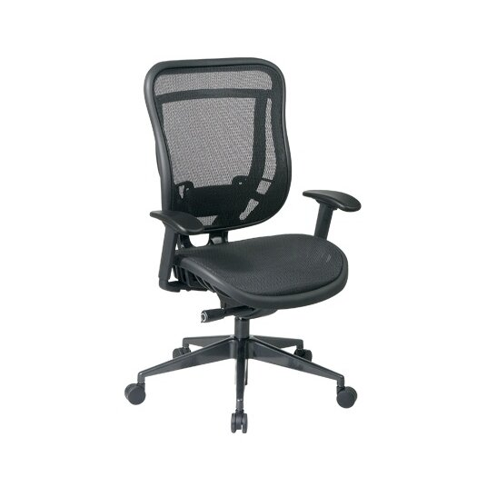 Office Star Products SPACE High-Back Executive Chair