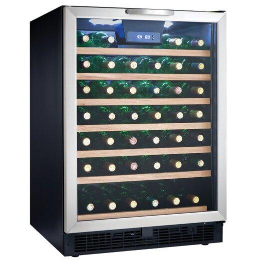 Danby 50 Bottle, Built-in or Freestanding Wine Cooler