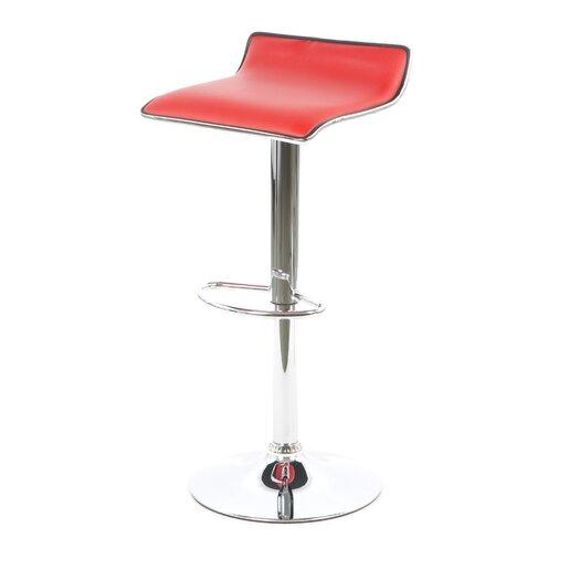 Powell Furniture Adjustable Height Bar Stool