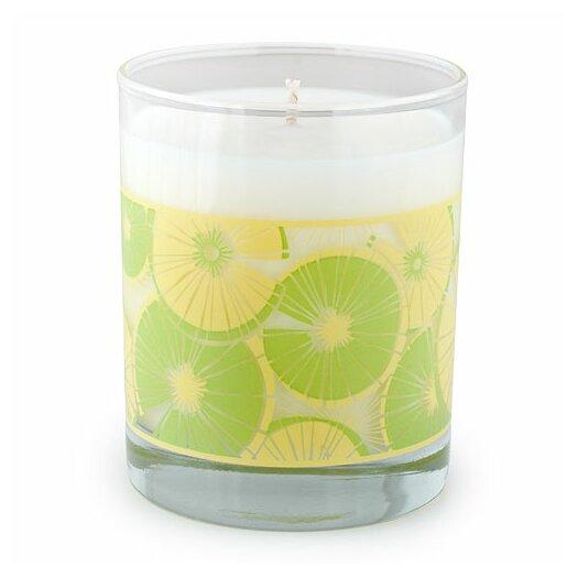 Crash Zuz Design Lime and Lemon Candle
