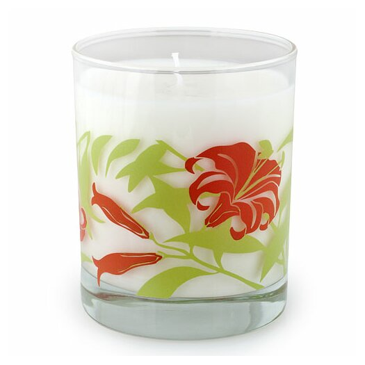 Crash Zuz Design Tiger Lily Candle