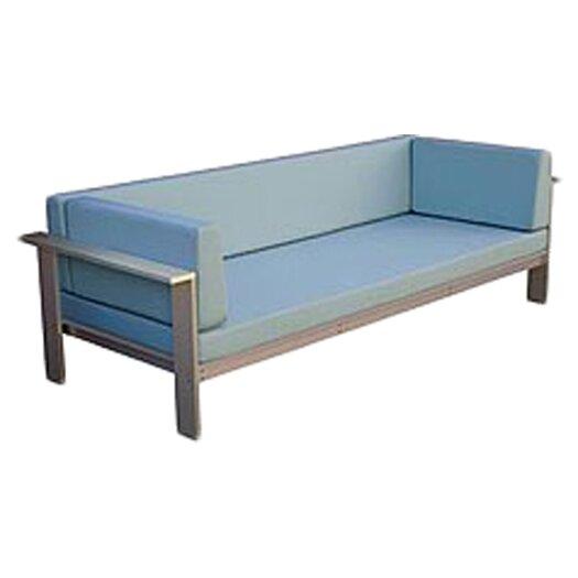 Modern Outdoor Luma Sofa with Cushions