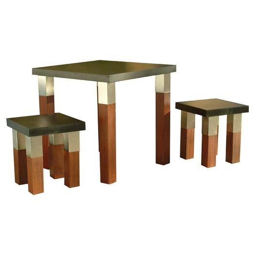"Modern Outdoor Kenji 18"" Barstool"