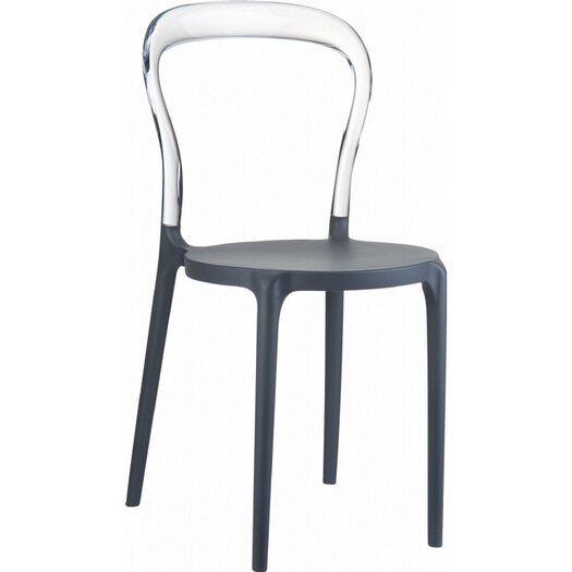 Compamia Mr Bobo Stacking Dining Side Chair