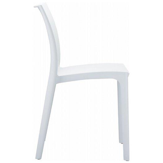 Compamia La Plaza Maya Stacking Dining Side Chair