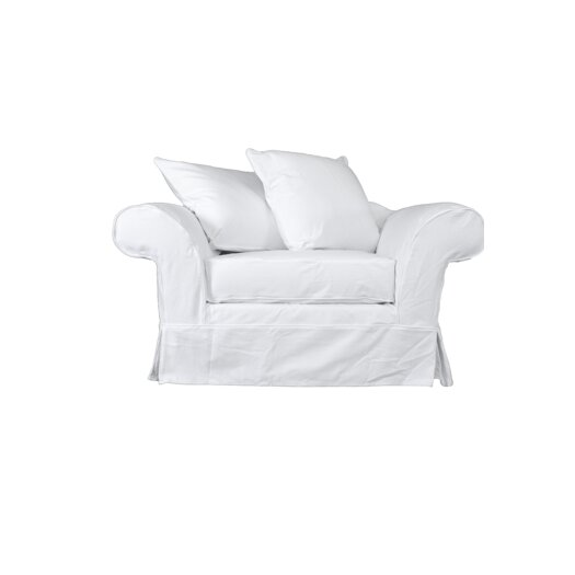 Huntington Industries Ridgeport Cotton Chair