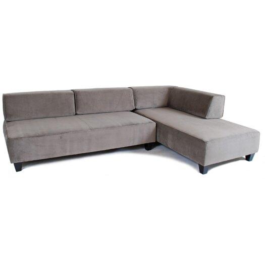 Huntington Industries Laguna Sectional Sofa