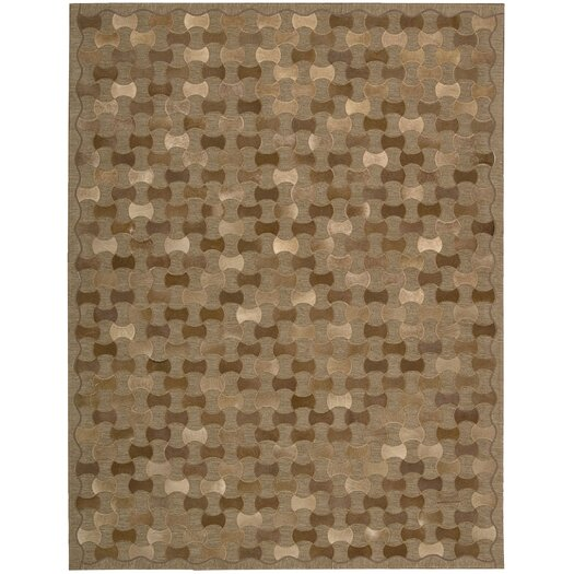 Joseph Abboud Rug Collection Chicago Brown Rug