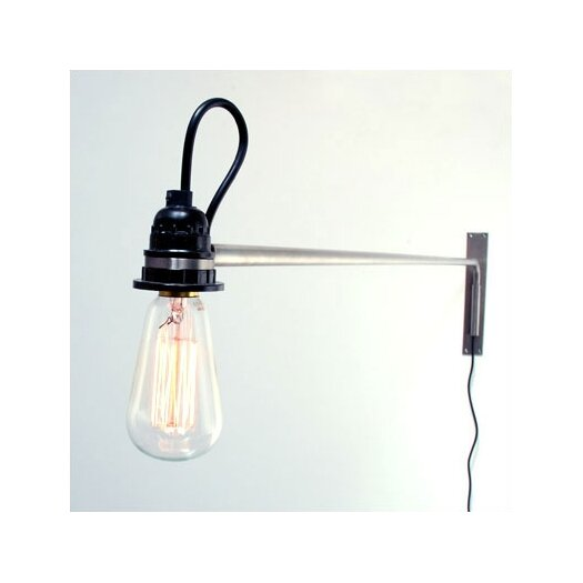 Gus* Modern Vintage Swing Arm Lamp