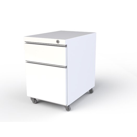 EYHOV Workstations Accessories 2-Drawer Mobile File