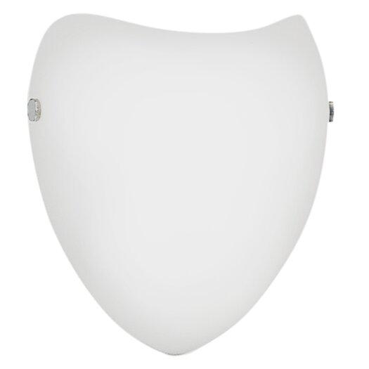 EGLO Viva 1 Light Wall Sconce in White