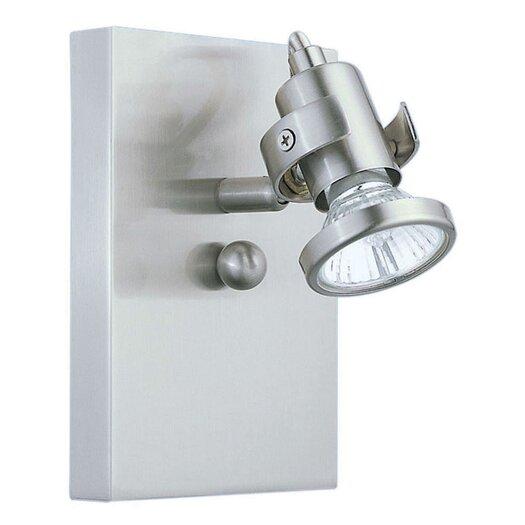 EGLO Tukon 1 1 Light Wall Sconce
