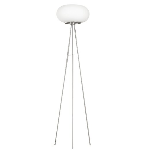 EGLO Optica 2 Light Floor Lamp
