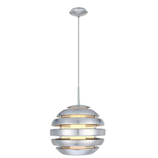 EGLO Mercur 1 Light Globe Pendant