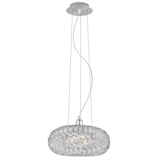 EGLO Rebell 1 Light Pendant