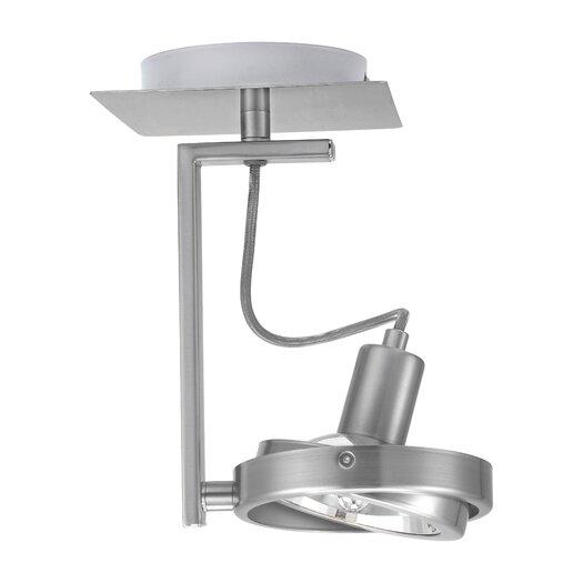 EGLO Cubeto 1 Light Semi Flush Ceiling Light