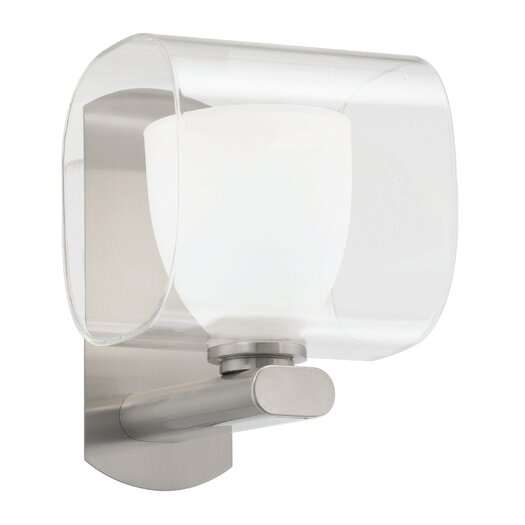 EGLO Lou 1 Light Wall Sconce