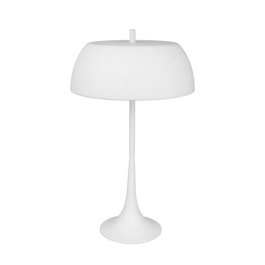 "EGLO Ryan 27.75"" H Table Lamp with Bowl Shade"