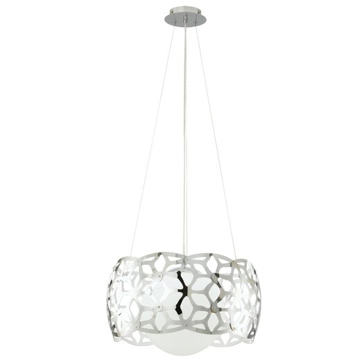 EGLO Oxana 1 Light Chandelier