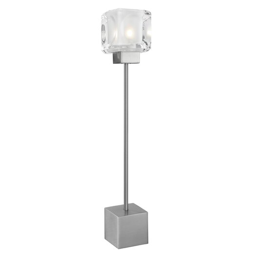 """EGLO Tanga 15.88"""" H Table Lamp with Square Shade"""