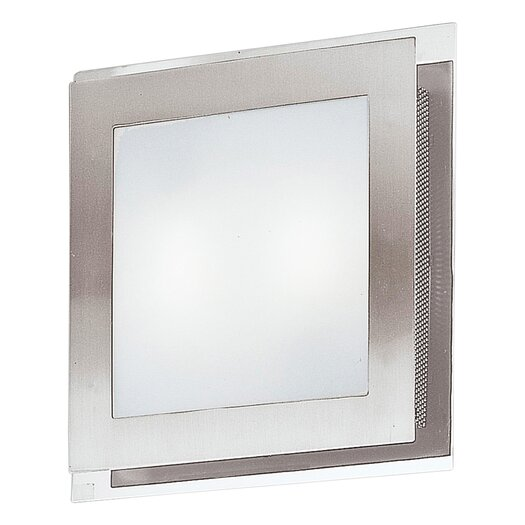 EGLO Eos 2 Light Wall Sconce