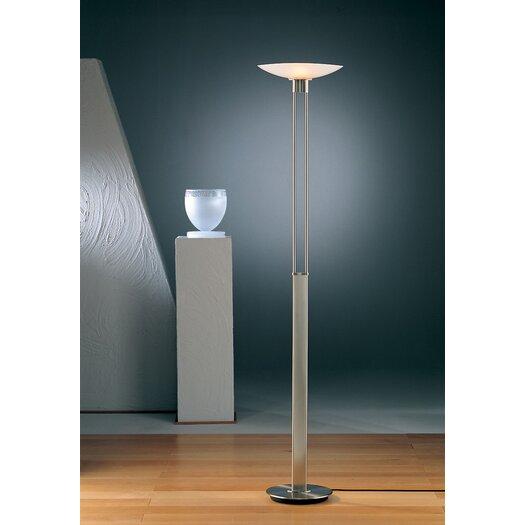 Holtkötter 1 Light Tall Floor Lamp