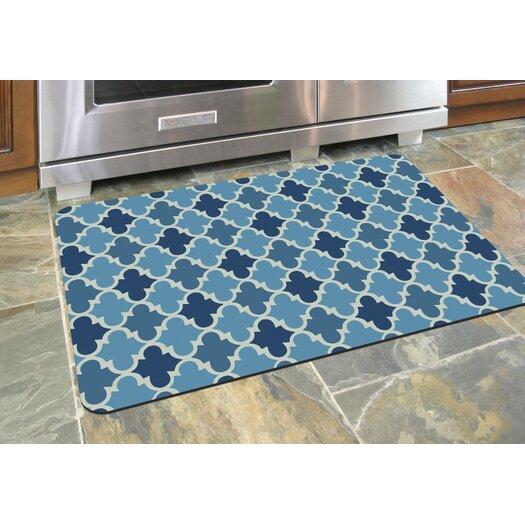 Bungalow Flooring Tangier Decorative Mat