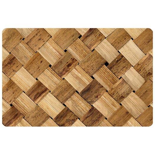 Bungalow Flooring Basketcase Decorative Mat
