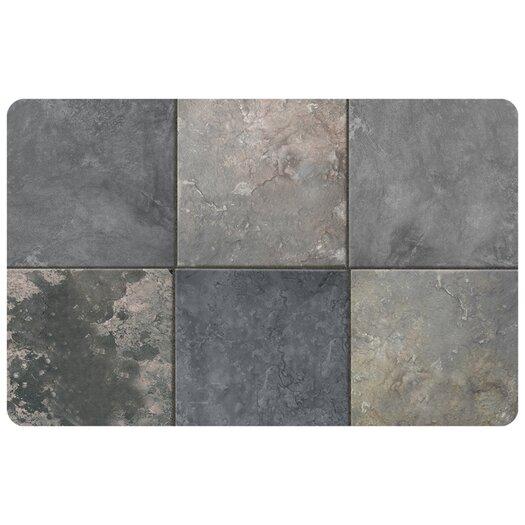 Bungalow Flooring Clean Slate Decorative Mat