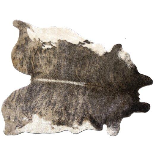 Loloi Rugs Grand Canyon Cream & Light Brown Animal Print Area Rug