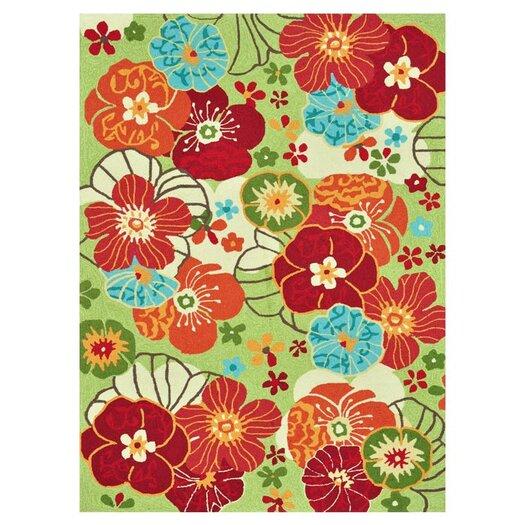 Loloi Rugs Juliana Apple Green Area Rug