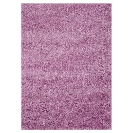 Loloi Rugs Hera Orchid Purple Solid Area Rug